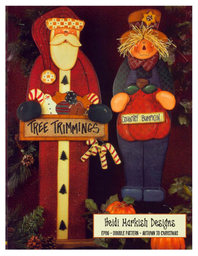 Free Christmas Tole Painting Patterns http://www.heidimarkishdesigns.com/epatterns.html