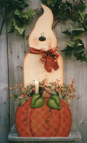 1000 images about fall crafts on pinterest scarecrows for Wood craft painting ideas